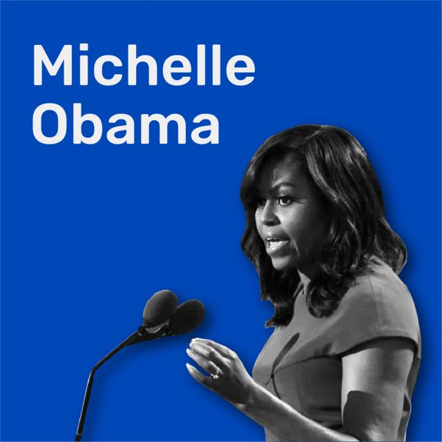 Michelle Obama, pierwsza dama Stanów Zjednoczonych ukończyła prawo na Harvardzie w 1987 r.